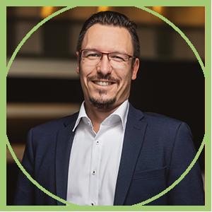 Patrick Küppers, Geschäftsführer der Cube Property Services
