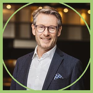 Bernd Hütter, Geschäftsführer der Cube Property Services